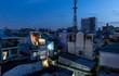 Ngắm nhà ống mái cong đẹp nổi bật giữa Sài Gòn
