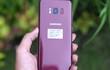 Galaxy S8 đỏ Burgundy đẹp lung linh về VN đầu tiên