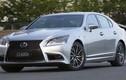 Lexus GS và LS phiên bản 2015 thêm tính năng mới