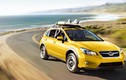 Chào 2015, Subaru ra mắt mẫu xe vàng rực