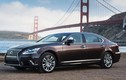Lexus LS chạy pin nhiên liệu sẽ ra mắt năm 2015