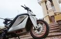"""Moto e-Tron """"siêu ngầu"""" tự chế tại Việt Nam"""