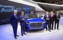 """Audi Q7 2016 """"giảm cân"""" 325 kg thần kì"""