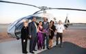 Đón dâu bằng trực thăng với 25 triệu đồng