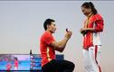 Màn cầu hôn kịch tính của VĐV Trung Quốc tại Olympic Rio