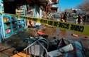 Hình ảnh hiện trường đánh bom tự sát  Pakistan