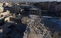 Ảnh mới nhất về Aleppo đổ nát trong chiến tranh