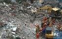 Hiện trường vụ sập nhà làm 8 người chết ở Trung Quốc