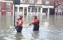 Ảnh: Thủ đô London lại ngập kinh hoàng vì vỡ đường ống nước