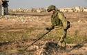 Hiểm nguy rình rập lính Nga dọn bom mìn ở thành phố Aleppo