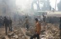 Hiện trường đánh bom rung chuyển Aleppo, 110 người thương vong