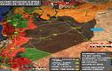 Những trận đánh quan trọng ở Syria trong tháng 1/2017