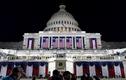 Hình ảnh Điện Capitol trước lễ nhậm chức của ông Donald Trump