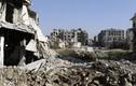 Cảnh đổ nát ở thành phố Aleppo qua ảnh mới nhất