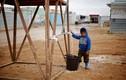 Cảnh ngộ trẻ tị nạn Syria nơi đất khách quê người