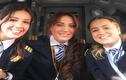 Nhan sắc nữ phi công xinh đẹp của hãng Pegasus Airlines