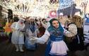 Tưng bừng lễ hội truyền thống Maslenitsa ở Nga