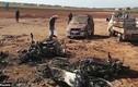 Hiện trường kinh hoàng vụ đánh bom xe liều chết gần Al-Bab
