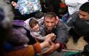 Nhói lòng cảnh dân thường Iraq sơ tán khỏi thành phố Mosul