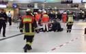Hiện trường kinh hoàng vụ tấn công bằng rìu ở Đức