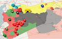 Quân đội Syria tổng tấn công phiến quân IS ở Homs