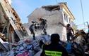 Cảnh tan hoang sau trận động đất mạnh rung chuyển Hy Lạp