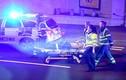 Hiện trường vụ xe tải đâm người đi bộ ở London