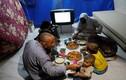 Cận cảnh bữa ăn của người dân Syria-Iraq trong tháng Ramadan