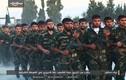 Ảnh: Phiến quân Jaysh al-Islam phô trương sức mạnh ở Damascus