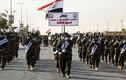 Ảnh: Dân quân Iraq diễu binh phô trương sức mạnh