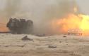 Video: Quân đội Syria tấn công đảo Sakr ở Deir Ezzor