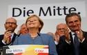"""Ảnh: Thủ tướng Merkel """"thắng lợi đắng cay"""" trong bầu cử Đức"""
