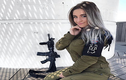 Ngẩn ngơ nhan sắc những nữ quân nhân Israel xinh đẹp