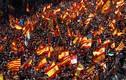 Biển người Catalonia phản đối độc lập, thề trung thành với Tây Ban Nha