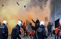 Bỉ: Hơn 100 người bị bắt sau đụng độ bạo lực tại Brussels