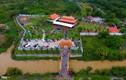 Chùm ảnh toàn cảnh nhà thờ Tổ của Hoài Linh từ trên cao