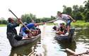 Chùm ảnh: Những trải nghiệm thú vị ở miền Tây mùa nước nổi