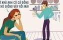 Thế giới sẽ ra sao khi đàn ông và phụ nữ hoán đổi vị trí?