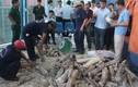 Nửa tấn ngà voi cất giấu trong các khối gỗ tinh vi thế nào?