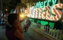 Người dân TP HCM tấp nập xuống phố chơi Giáng sinh sớm