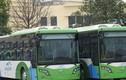 Ngắm dàn xe buýt nhanh hiện đại nhất Hà Nội chờ ngày lăn bánh