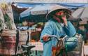 Chùm ảnh: Những cảnh đời mưu sinh trong mưa lạnh HN