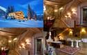 10 căn nhà nghỉ đông lý tưởng đắt đỏ nhất thế giới