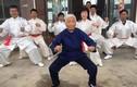 Ảnh: Lão bà luyện kungfu hơn 90 năm ở Trung Quốc