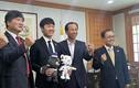 Thống đốc tỉnh Gangwon nhận Xuân Trường làm cháu nuôi