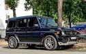 SUV Mercedes G63 tiền tỷ trước cửa nhà Cường Đô La