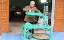Lão nông Thái Nguyên sáng chế máy bóc vỏ lạc đạt 100kg/giờ