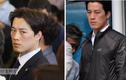 Cận cảnh vẻ lịch lãm của cận vệ tân tổng thống Hàn Quốc