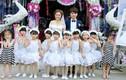 Vẻ nhí nhảnh của dàn thiên thần nhí gây sốt trong đám cưới