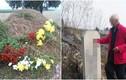 Cái kết có hậu sau 10 năm sống bên ngôi mộ của vợ